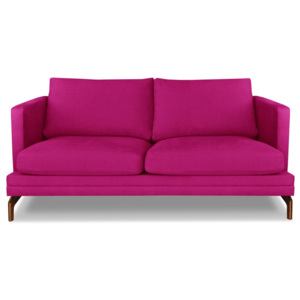 Różowa sofa 2-osobowa Windsor  & Co. Sofas Jupiter