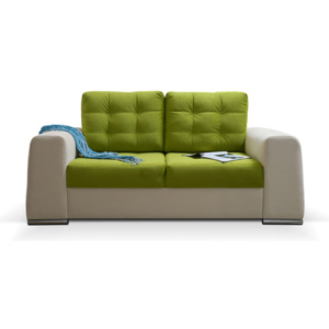 MEBLINE Sofa ORION green