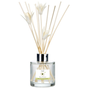 Dyfuzor o zapachu kwiatów Copenhagen Candles White Flowers, 100 ml