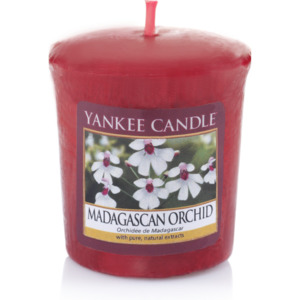 MADAGASCAN ORCHID SAMPLER YANKEE CANDLE