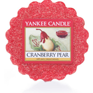 CRANBERRY PEAR WOSK YANKEE CANDLE