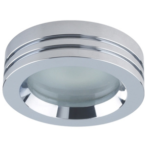 Luxera Downlight 71002 chrom 1xGU10/50W 71002