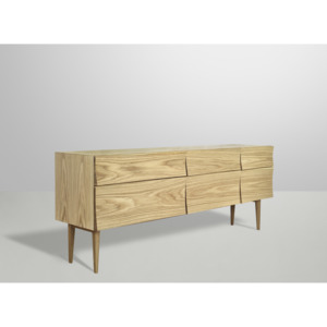MUUTO komoda REFLECT SIDEBOARD large oak