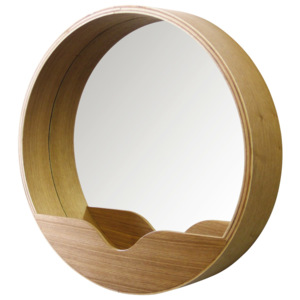 ZUIVER lustro ROUND WALL 60 cm