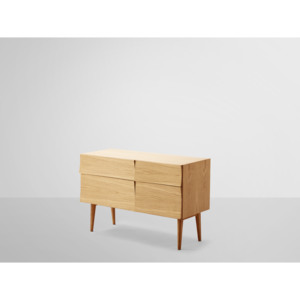 MUUTO komoda REFLECT SIDEBOARD small oak