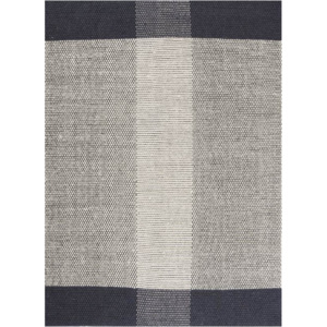 HANDMADE RUGS dywan CHECK, blue