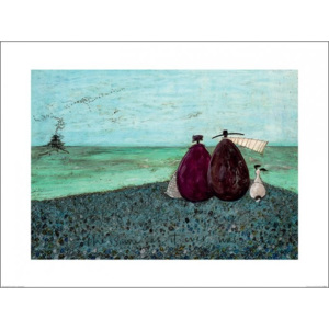 Reprodukcja Sam Toft - The Same as it Ever Was, (80 x 60 cm)