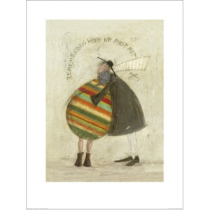 Reprodukcja Sam Toft - Remembering When We First Met, (60 x 80 cm)