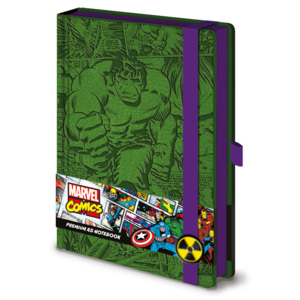 Marvel - Incredible Hulk A Premium Notes