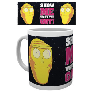 Rick And Morty - Show Me What You Gotlast Kubek