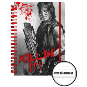 The Walking Dead - Daryl Killing It Notes
