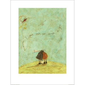Reprodukcja Sam Toft - I Just Can't Get Enough of You, (60 x 80 cm)