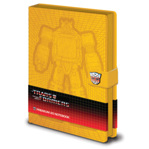 Transformers G - Bumblebee Notes