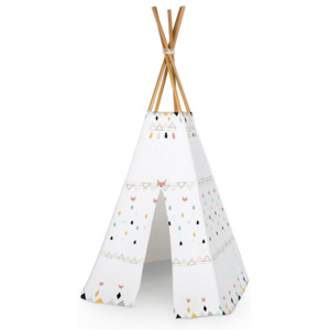 Dziecięcy namiot tipi Little Nice Things Foxes