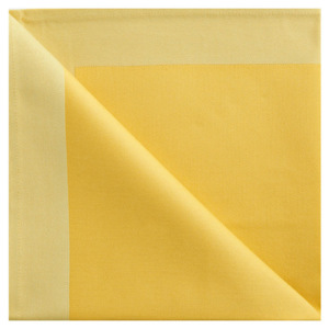 Georg Jensen Damask Serwetka yellow 50 x 50 cm