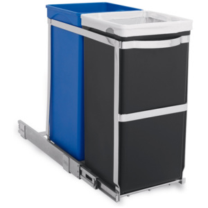 Kosz na śmieci Pull out Recycler 35l