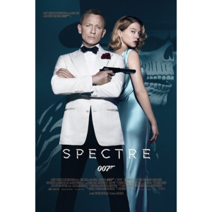 Plakat, Obraz James Bond Spectre - One Sheet, (61 x 91,5 cm)
