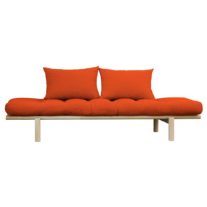 Sofa Karup Pace Natural/Orange