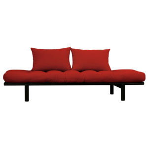 Sofa Karup Pace Black/Red