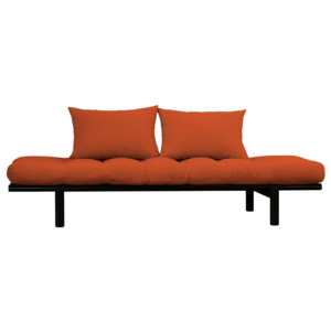 Sofa Karup Pace Black/Orange