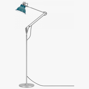 ANGLEPOISE lampa podłogowa TYPE 1228 ocean blue