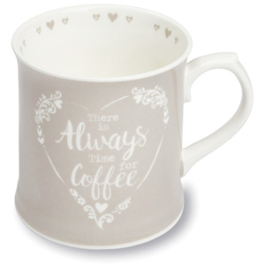 Kubek Cooksmart There's always time for Coffee, 440 ml