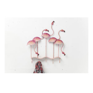 KARE Design :: Wieszak Flamingo Party