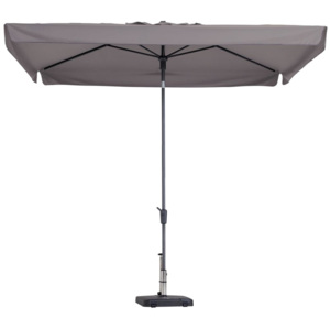 Madison Parasol ogrodowy Delos Luxe, 300x200 cm, kolor taupe, PAC5P015