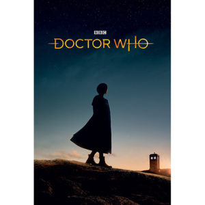 Plakat, Obraz Doctor Who - New Dawn, (61 x 91,5 cm)