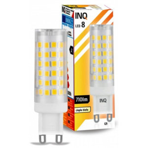 LAMPA LED G9 LED 8 tower 710lm 2700K INQ -