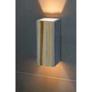Kinkiet Teak Wall - LOFTLIGHT