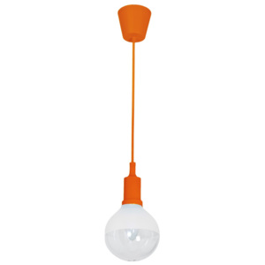 Lampa wisząca BUBBLE ORANGE 460 - Milagro