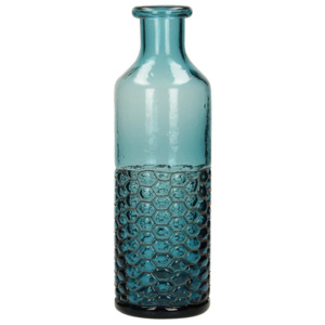 Wazon Rustic Glass topaz 35cm