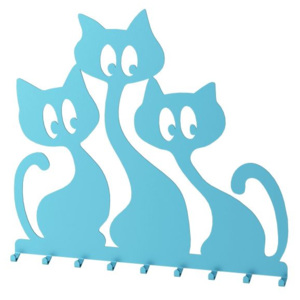 Wieszak CATS (Blue)