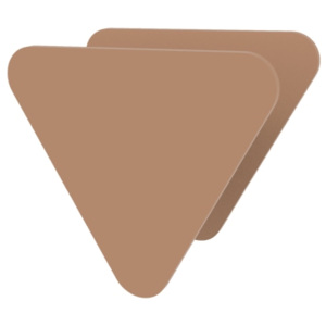Wieszak TRIANGLE (Copper)