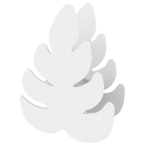 Wieszak LEAF (White)