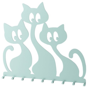 Wieszak CATS (Mint)