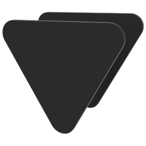 Wieszak TRIANGLE (Black)