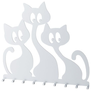 Wieszak CATS (White)