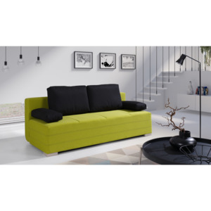 MEBLINE Sofa IWA green