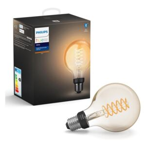 Philips LED Ściemnialna żarówka Philips HUE WHITE FILAMENT G93 E27/7W/230V P3087