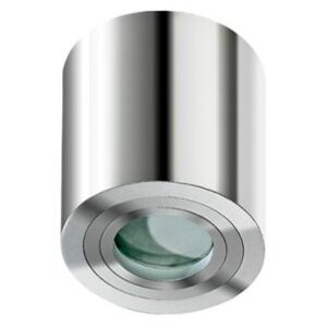 BRANT ROUND IP44 : Kolor - Chrom Natynkowe GU10 LED AZ2691