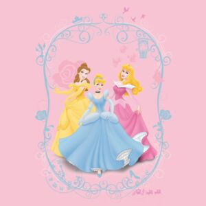 Covor Disney Kids Princess, Imprimat Digital-67 x 140 cm