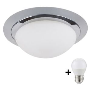 TOP LIGHT Top Light Metuje XL - LED Plafon łazienkowy METUJE 2xE27/6W/230V IP44 TP0826