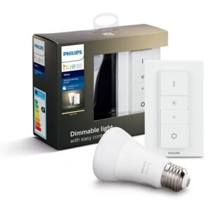 Philips LED Żarówka ściemnialna Philips HUE WHITE E27/9W/230V 2700K P3079