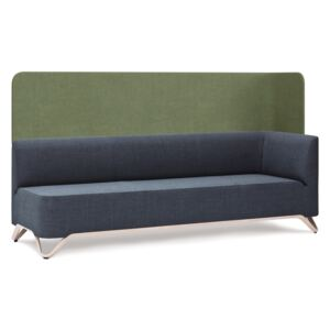 Sofa z parawanem SoftBox 3LW