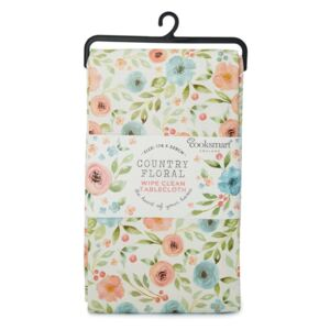 Obrus Cooksmart ® Country Floral, 229x178 cm