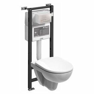 GEBERIT TECHNIC GT stelaż do WC z systemem Smart Fresh z miską wiszącą NOVA PRO Rimfree M33120 99360000