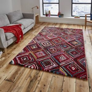 Dywan Think Rugs Sunrise Tiles, 120x170 cm