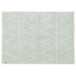 Dywan Hippy Mint 160x120 cm, LORENA CANALS